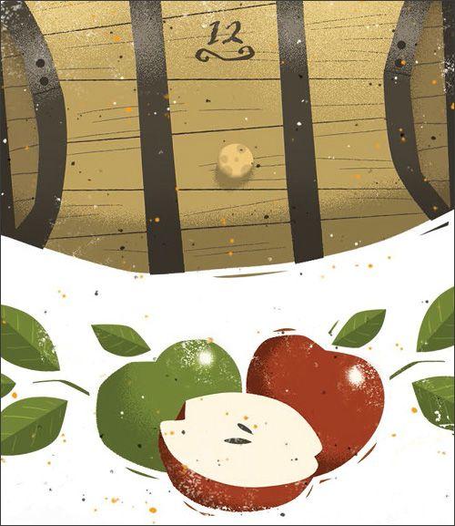 detail | Hot Rum Cow | Pinterest