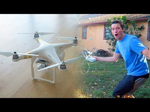 DJI Phantom 3 Professional Quad Drone - Unboxing and First Flight - Click Here for more info >>> http://topratedquadcopters.com/dji-phantom-3-professional-quad-drone-unboxing-and-first-flight/ - #quadcopters #drones #dronesforsale #racingdrones #aerialdrones #popular #like #followme #topratedquadcopters