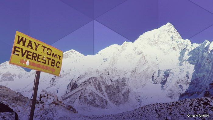 A 17 year-old girl was hoping to become the youngest Aussie to climb Mount Everest. But she had to cancel her attempt when an avalanche on the mountain killed 16 Sherpas. They're the guides that risk their lives over and over again to help others achieve their goal. Emma learned more about them.