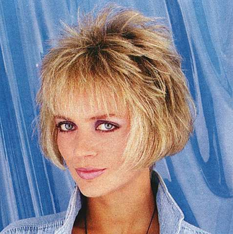 Stupendous 1000 Ideas About 80S Hairstyles On Pinterest 80S Hair 80S Hairstyle Inspiration Daily Dogsangcom
