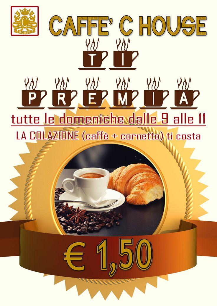 CLIENTE: Sprint Coffee LAVORO: Expo Banco A4 in forex