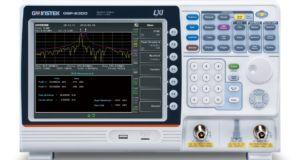 GW Instek:USG-Series RF signal generator & GSP-9300 Spectrum Analyzer