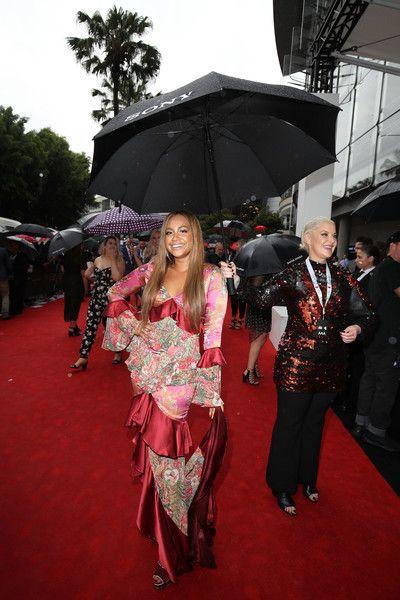 Jessica Mauboy Photos - Jessica Mauboy arrives for the 30th Annual ARIA Awards 2016 at The Star on November 23, 2016 in Sydney, Australia. - 30th Annual ARIA Awards 2016 - Arrivals