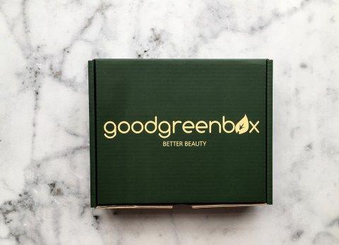 good green box, the natural mumma, natural skincare, good green box, beauty box