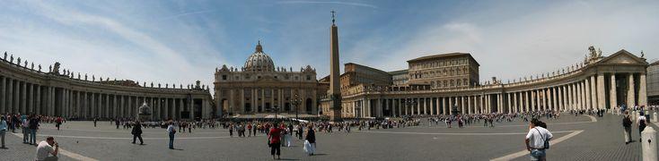 Saint Peter's Square - Vatican City