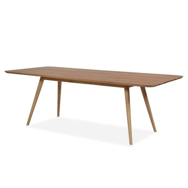 Jídelní stůl Stafa, 140x90x75,5 cm   Bonami