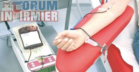 Transfusion Sanguine - Fiche technique et pratique | Cours ifsi, ISPITS, soins infirmier, rôle de l'infirmière, profession infirmier