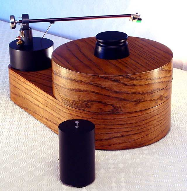 DIY turntable