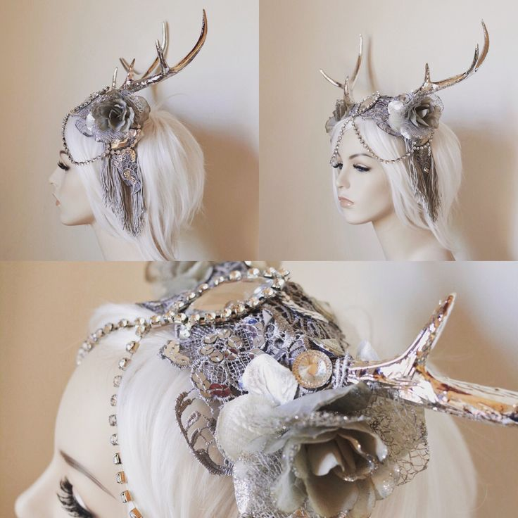 New Stag headdresses just hit the shop! This one i…