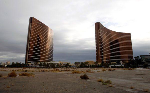 Лас-Вегас Стрип, штат Невада.