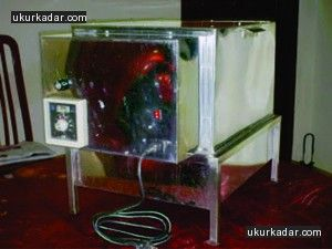 1x1.trans Mesin Pengurang Air Pada Madu Dehydrator Madu