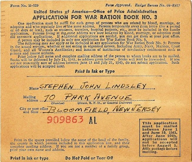 photograph regarding Ration Book Ww2 Printable titled Earth War 2 Ration Guides Day by day Commitment Offers