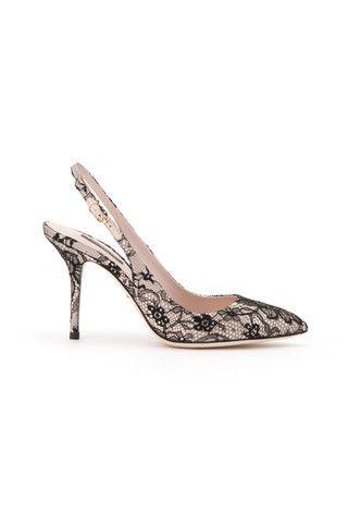 Dolce & Gabbana slingback sandals - LuxuryProductsOnline