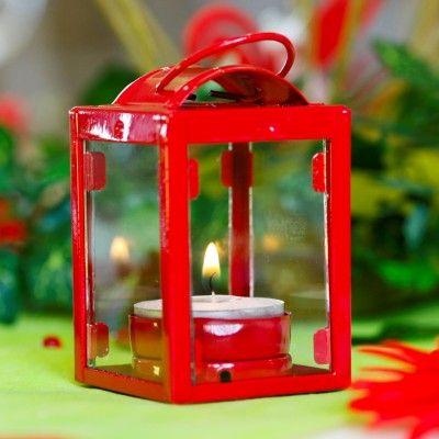 Petite lanterne rouge