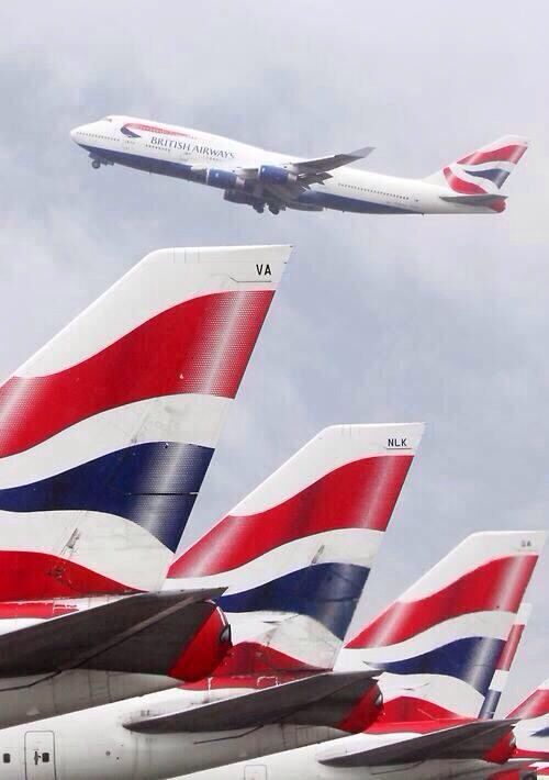 British Airways _______________________________ Boeing 747-400 G-CIVA