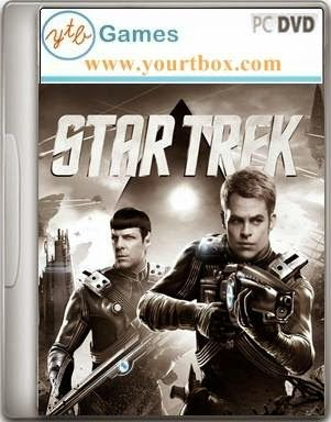 Star Trek The Video PC Game - Free Download - Free Full Version PC Games and Softwares