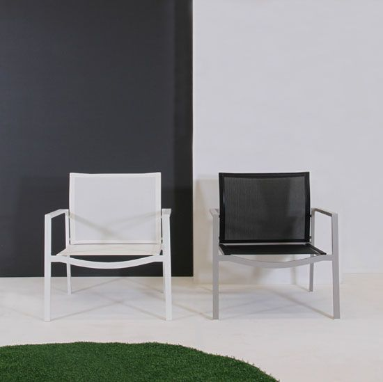 FLC606-Wh Lime Lounge Chair