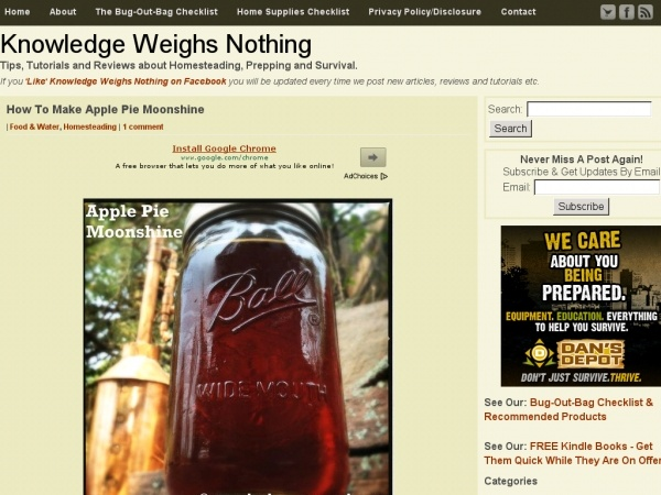 How To Make Apple Pie Moonshine | Apple Pie Moonshine, Knowledge and ...