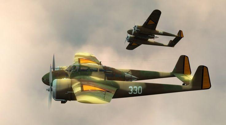 Fokker G.I.