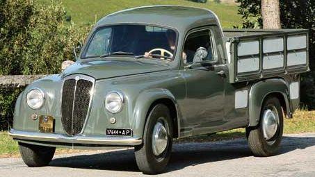 1956 Lancia Appia Camioncino C80
