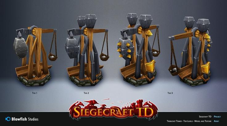 Siegecraft TD 4 by *mavhn on deviantART