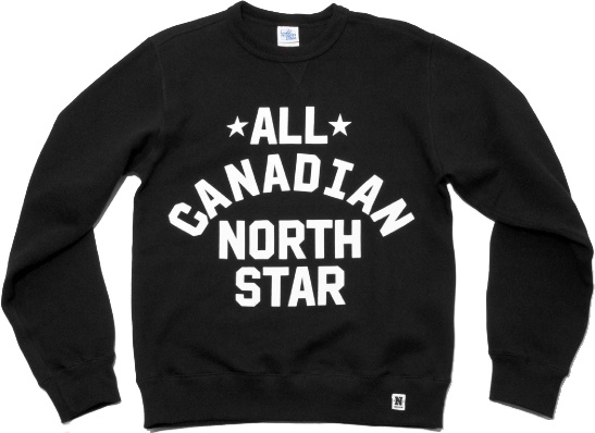 North Star All Canadian Pullover Sweater