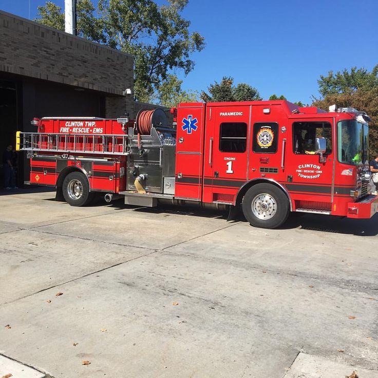 Clinton Township Engine 1