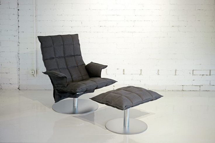 Woodnotes k chair with armrests, 2014.