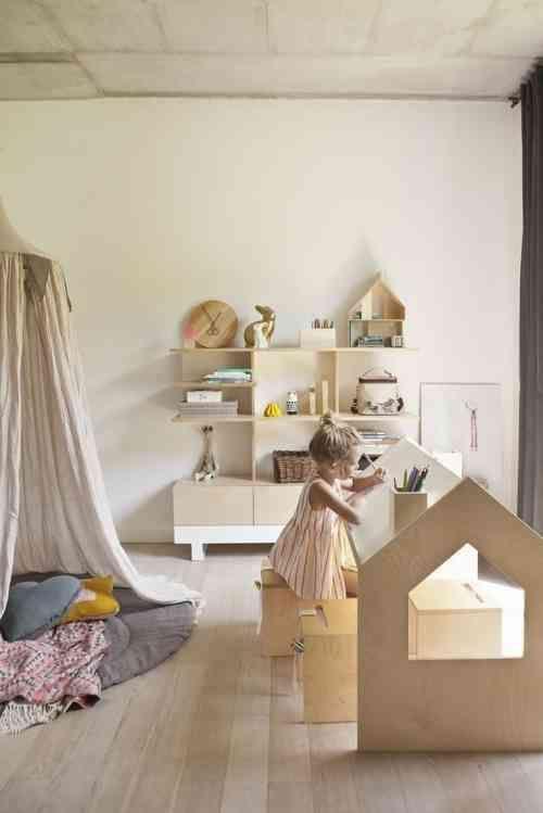 Chambre Boheme Chic Et Idee De Deco Pour Petite Fille Rangement
