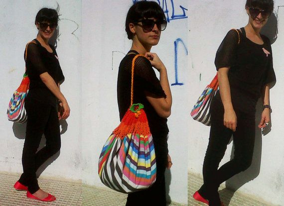 bolso de Judas by queliodehilo on Etsy, €35.00