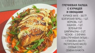 Вкусные домашние рецепты: Лапша / Гречневая лапша / Лапша с курицей / Лапша ...