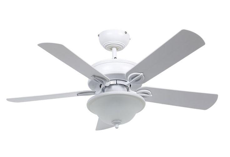 Ventilador de techo con luz Inspire Ontario Ref. 17905405