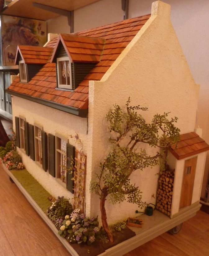 Dollhouse Miniatures Amsterdam: 2378 Best Images About Dollshouses On Pinterest