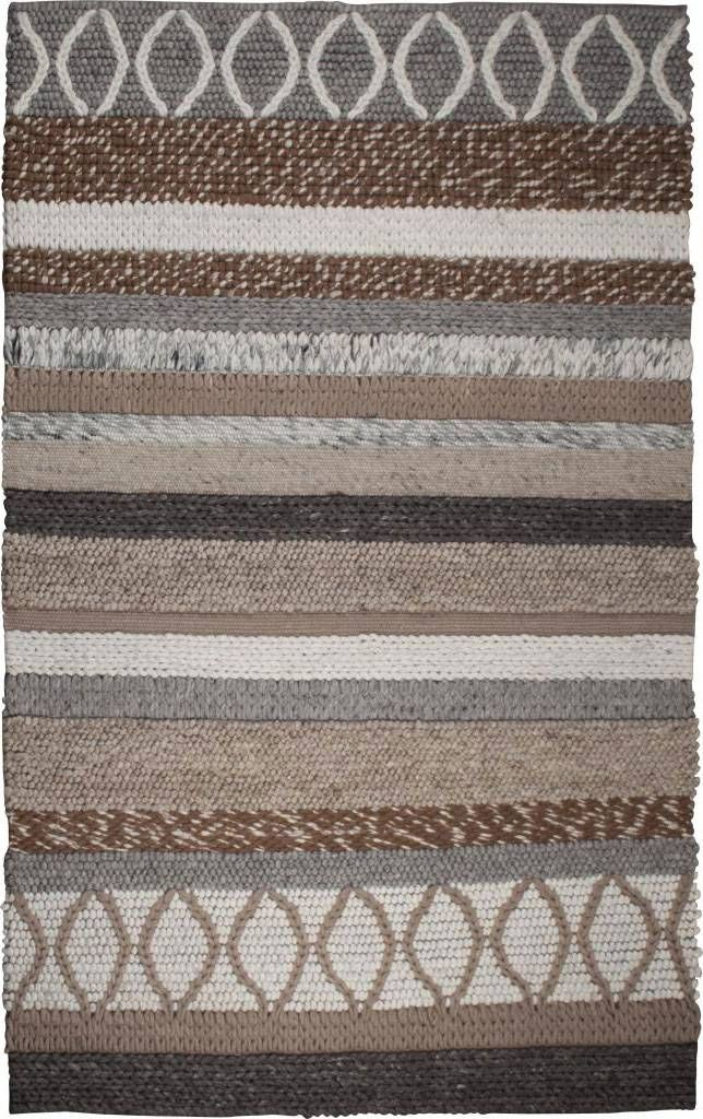 Zuiver Tapis Norvège Beige - 170x240cm - Zuiver - Petite Lily Interiors