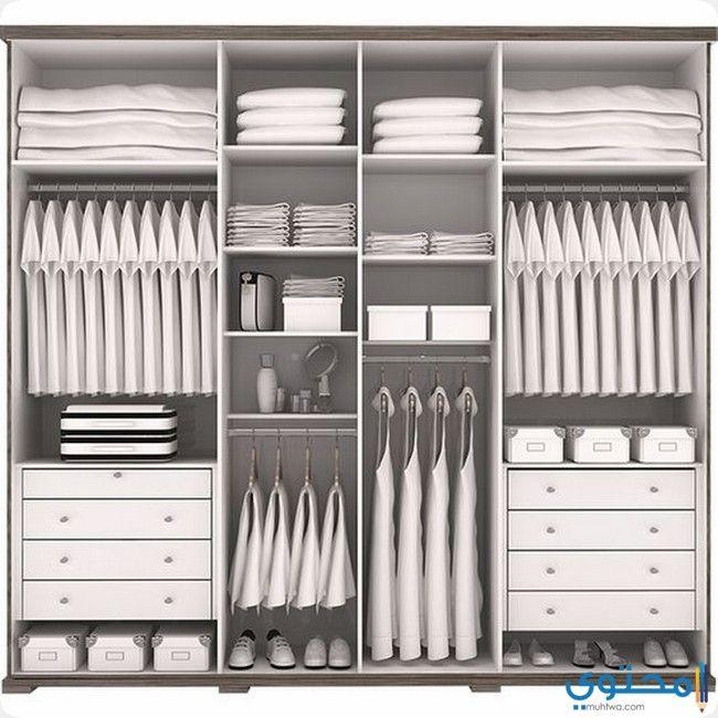 Image Result For تفصيل دولاب ملابس بالصور Closet Decor Bedroom Closet Design Closet Design