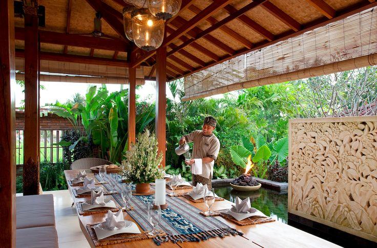 Villa Amy's Dining room @Dea Villas  #Bali #DeaVillas #Amy #Indonesia #diningroom #homedecor