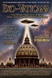 Novo livro afirma que Papa Francisco irá anunciar a existência de vida extraterrestre