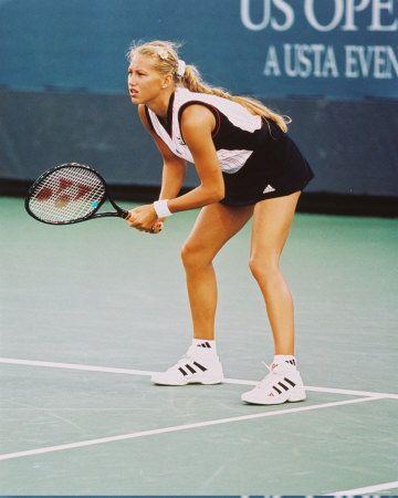 Anna Kournikova, Pro Tennis Player/Model (Miami Beach, Florida)