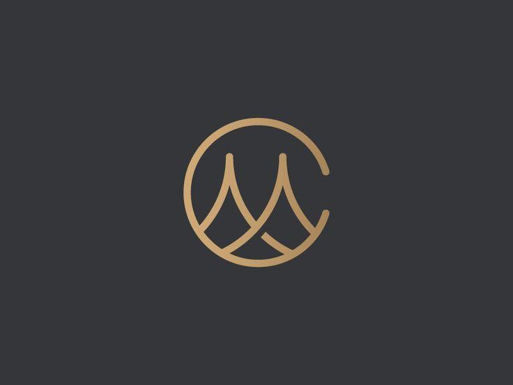 CM monogram. Beautifully crafted elegance.