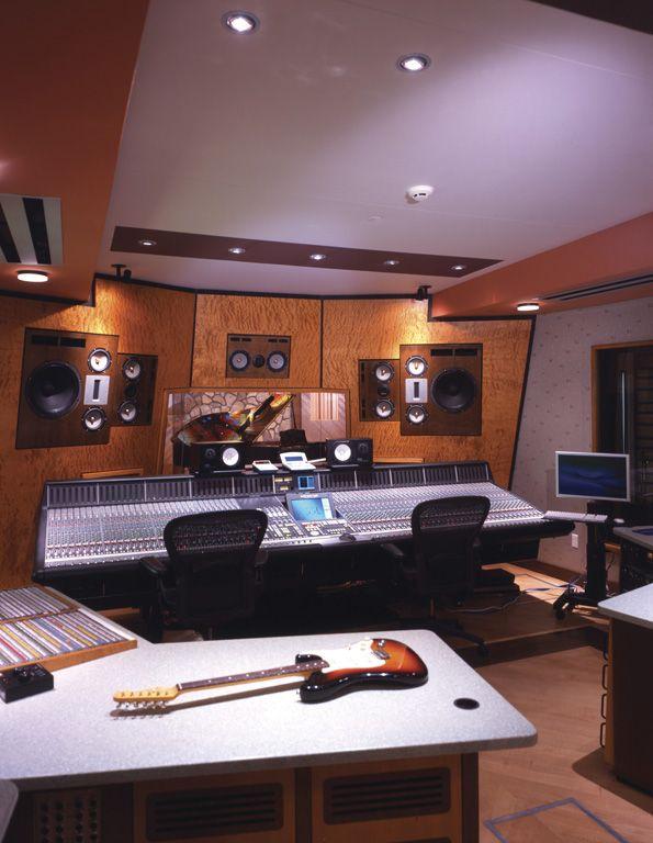 FM Design Recording Studio Portfolio · Home Recording StudiosStudio  DesignStudio IdeasAudio