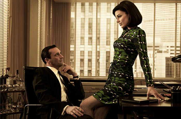 http://media.vogue.com/files/In preparation for the season finale of Mad Men this Sunday, we've dedicated this installment of Dress the Part to Megan Draper.: Fashion, Style, Dress, Madmen, Megan Draper, Men'S, Mad Men, Movie