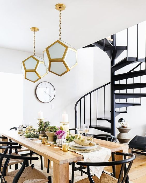 224 best Dream Dining Room images on Pinterest | Room, Dining room ...