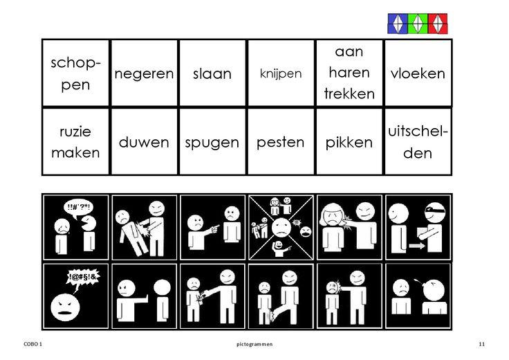 Pictogrammen 11