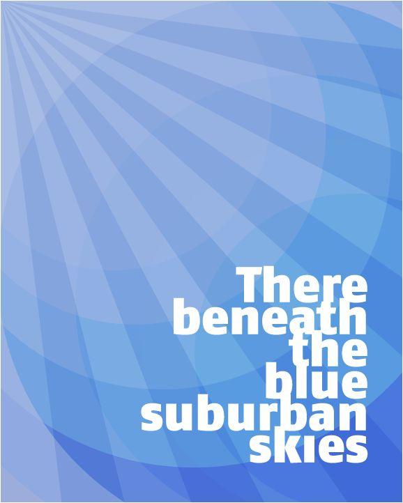 PENNY LANE BY THE BEATLES. The Beatles Song Lyrics Artwork : Original custom…