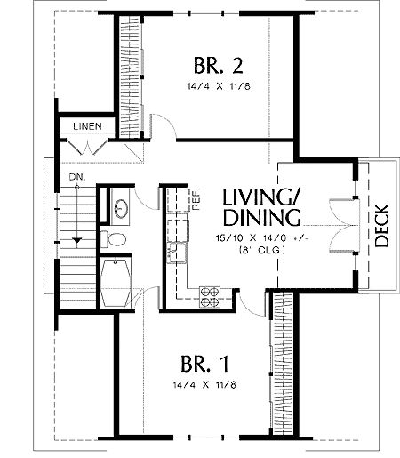 Best House Plans In Law Suite Apartment Images On Pinterest