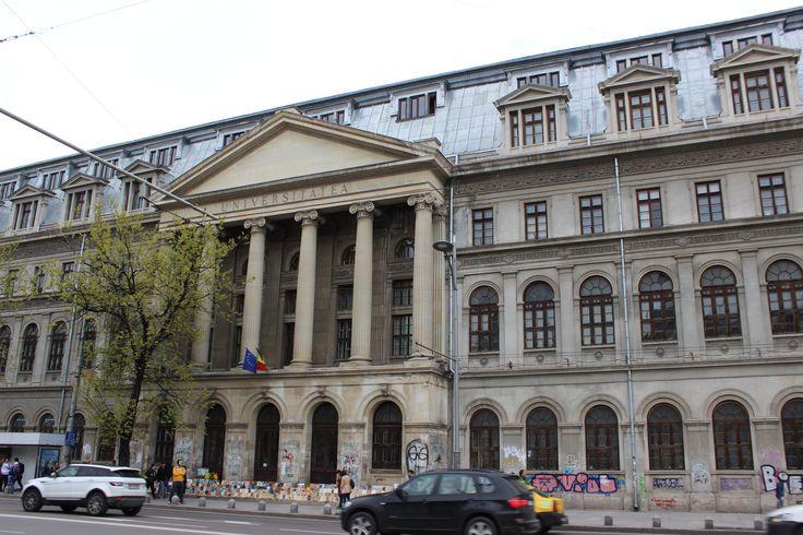 My University at Bucharest
