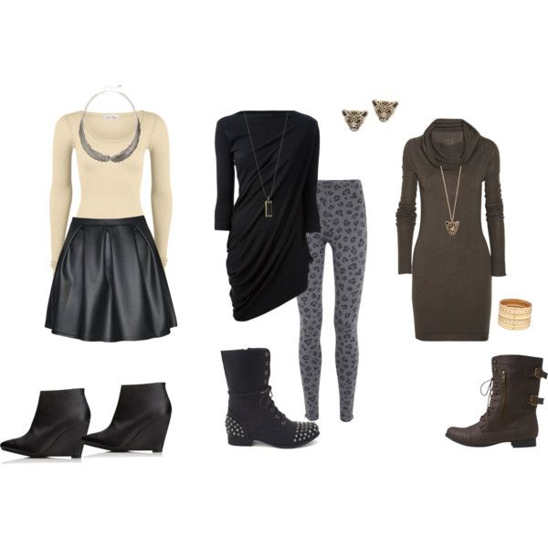 """Teeny Bopper"" by dologem on Polyvore"