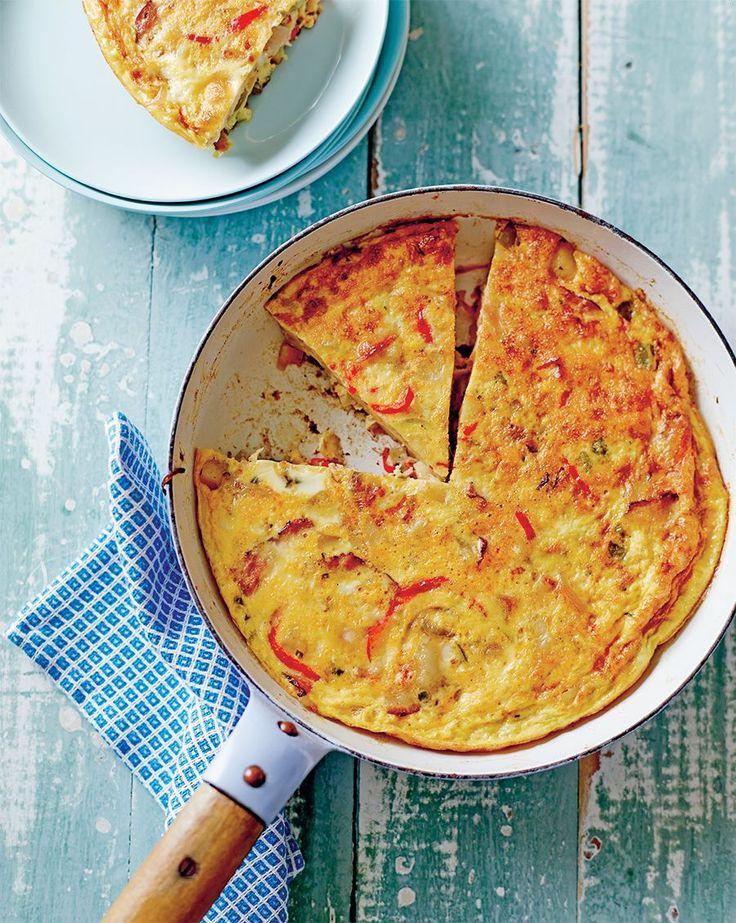 Matt Preston, bekend van de Australische MasterChef, heeft een nieuw kookboek uitgebracht:Fast, fresh & unbelievably delicious. En wij mogen een heerlijk recept uit dit boek met jullie delen, voor een goddelijkeSpaanse omelet. De Spaanse omelet (tortilla in het Spaans) was er al voor de Italiaanse frittata. Hij stamt uit de tijd van zwart-wittelevisie, waarin 'grillen' […]