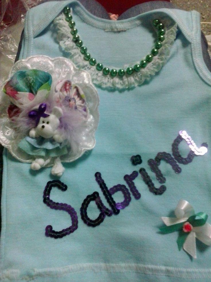 Almillas para bebes decoradas