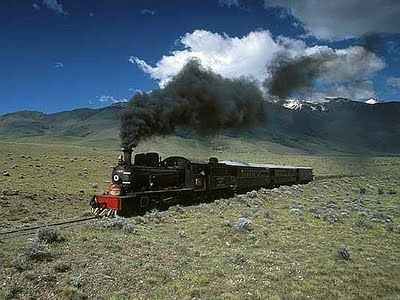the Old Patagonian Express, Argentina